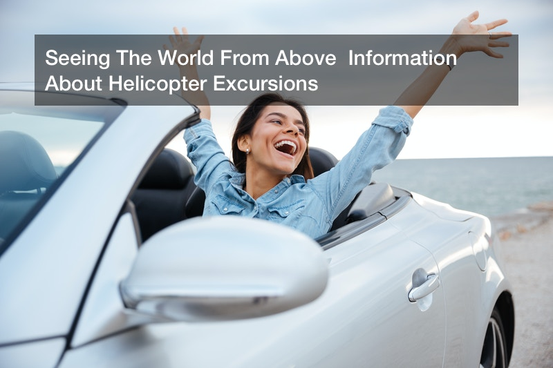Seeing The World From Above  Information About Helicopter Excursions