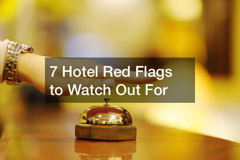 Tripadvisor red flagged hotels